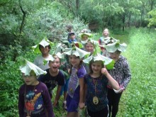 rain hat 2